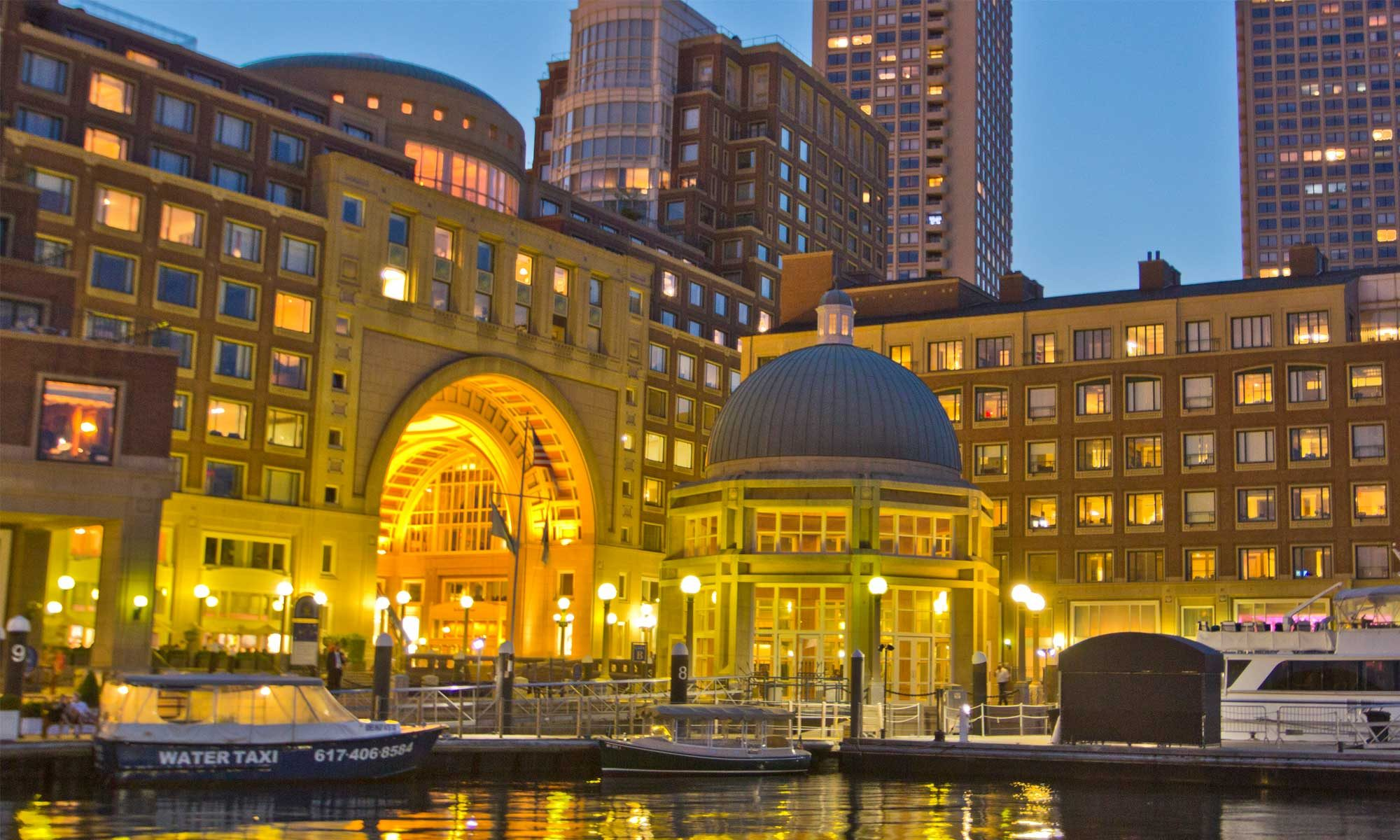Boston Hotels Search