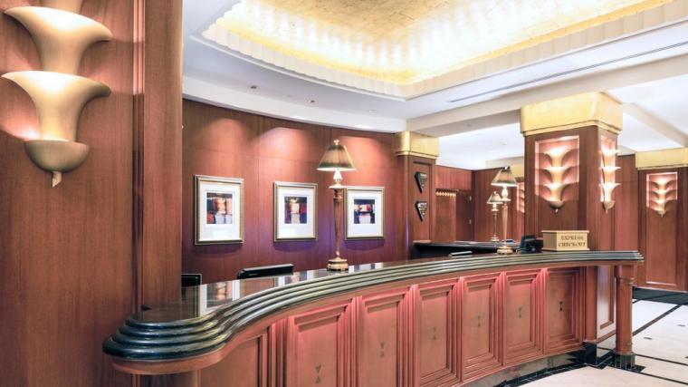 Boston Hilton Hotel